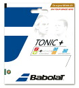 "'Baborafea' ' 2014 new product ""BabolaT ( babolat ) 'tonic plus ball feel BA201026 tennis string 'response'"