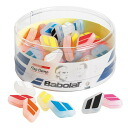 """By 2015 new product"" Babolat (babolat) flag dump × 50 BA700033 vibration stop (50 pieces)"