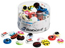"""2015 new product"" Babolat (babolat) luenidump x 75 BA700035 vibration stop (75 pieces)"