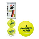 BRIDGESTONE (Bridgestone) XT8 (eight エックスティ) (cans 1 / 4 bulb) tennis ball fs3gm