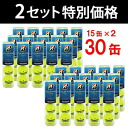 @bidgestone (Bridgestone) PRO TOUR (tour Pro) 2 box set (15 cans × 2 = 120 sphere) tennis ball