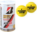 BRIDGESTONE (Bridgestone) XT8 (eight エックスティ) 1 can = a 2 ball tennis ball