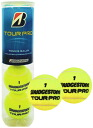 BRIDGESTONE (Bridgestone) TOUR PRO ( tsuapuro ) (cans 1 / 4 bulb) tennis ball fs3gm