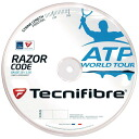 ' 2013 new products ' Tecnifibre ( technifiber ) ' RAZOR CODE 1.25 ( laser code 1.25 ) 200 m rolls TFR514 ' string 'response'