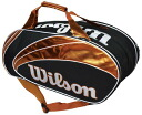 Wilson (Wilson) tennis bag badminton bag fs3gm