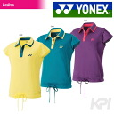 YONEX (Yonex) 'Ladies Womens shirts (slim type) 20208 tennis & specialty