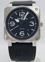 Bell & Ross br03-92 Automatic black