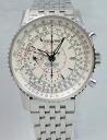 BREITLING mombrrundtra SS breath silver