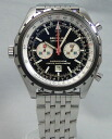 BREITLING クロノマ TIC SS bless black