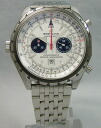 BREITLING クロノマ TIC SS breath silver