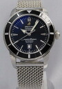 BREITLING superocean heritage 46 SS bless black