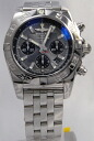 BREITLING chronomat 44 SS breath grey