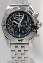 BREITLING chronomat black 44 Roma polished