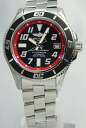 BREITLING superocean 42 red A187B31PRS