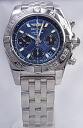 BREITLING chronomat black 41 I-Blue