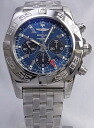 BREITLING chronomat GMT black eye-blue