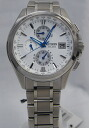 Citizen exceed eco-drive radio clock world time AT8070-56 A