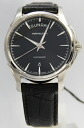 Hamilton jazzmaster day date leather BK H32505731
