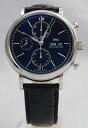 IWC Portofino chronograph BK IW391008