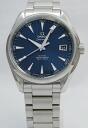 AQUATERRA SS blue 231.10.42.21.03.001