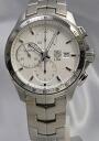 Tag Heuer link calibre 16 chronograph SV CAT2011. BA0952
