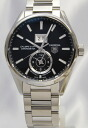 Tag Heuer Carrera Grand date GMT WAR5010. BA0723