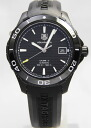 Tag Heuer Aquaracer 500 m full black ceramic WAK2180... FT6027