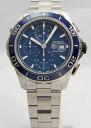 Tag Heuer Aquaracer 500 m chronograph ceramic CAK2112... BA0833