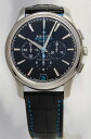 ZENITH Captain chronograph ブループリメロ 03.2119.400/22.C720