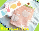 Marshmallow rose_guest towel (oshibori ) fs3gm
