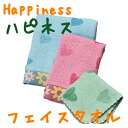 Happiness face towel fs3gm