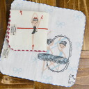 Ballet handkerchiefs towels fs3gm