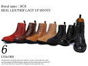 spr10P05Apr13 real leather wing tip race up boots classical music / work / rial leather / constant seller /6 color