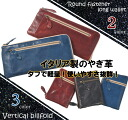 Double sewing wallet goat leather billfold long wallet wallet P12Sep14