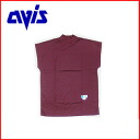Avis-AVIS-baseball ハイネックアンダー shirt (sleeveless) color: dark red EU-55
