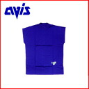 Sale 80% off! Avis-AVIS-baseball ハイネックアンダー shirt (sleeveless) color: Royal EU-55