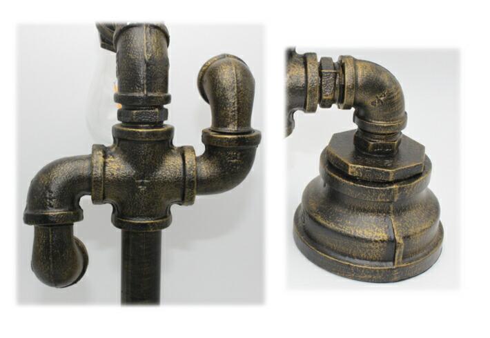Kuk7000 rakuten global market gas tube light gas tube for Gas pipe desk lamp