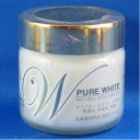 ■ NET horse oil pure white