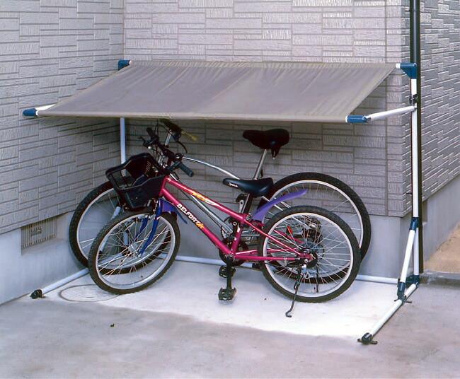 自転車の サイクル自転車 : ... 自転車・バイクに・自転車屋根