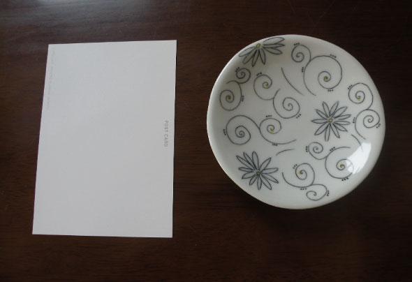 陶器花纹平面素材