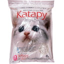 Cat sand paper sand hardens the sand cat カタピー 8 l