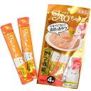 Ciao it is 14 g of *4 ちゅ - る (CIAO ちゅ - る) sect field bonito & dried bonito Motoiri Inaba