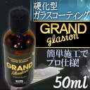 Professional patronage curable coated glass GRAND glasion 50 ml