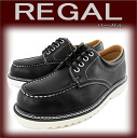 Regal shoes □ REGAL462R AE men casual U tip