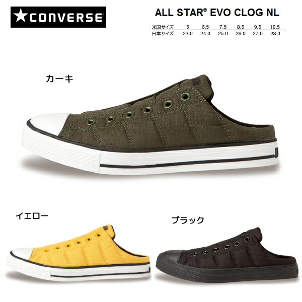 type of converse