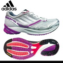Adidas sneakers running shoes Womens-adizero tempo adidas ADIZERO TEMPO 5 W G63885 jogging women's shoes shoes ladies sneaker shoes sale-[]