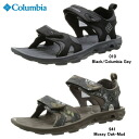 Sport Sandals mens Colombia Sandals Columbia BM4392/4398 TECHSUN III Colombia TEC-San 3 outdoor water shoe sandal すぽーつ-さんだる [0901] _ _