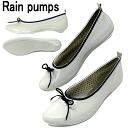 Rain pumps Ribbon rain shoes white rubber pumps women's all-weather comfort pumps sale cheap rain pumps-[fs3gm]