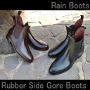 Gum boot ● snow boot men snow for side Gore rain boots rain boots men rain boots shortstop rain shoes boots boots lane goods JJS-310/671/TM-001 men