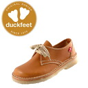 Casual 330 ダンスクダックフィート DANSKE duckfeet DANSKE duckfeet ダンスクダックフィート crepe sole race up [brown]